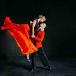 Dancing couple ID1336