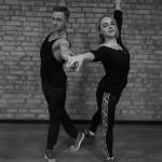 Dancing couple ID3261