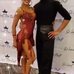 Dancing couple ID3350